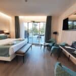 Chambre Premium Terrasse Double